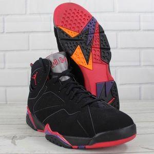 Jordan Retro 7 Basketball Shoes 304775-018